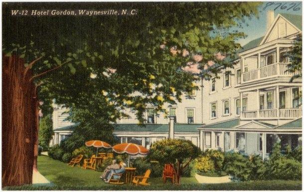 Hotel Gordon WNC