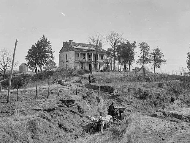 Pemberton's Headquarter's, Vicksburg, Mississippi