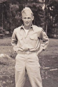 Private David Carter