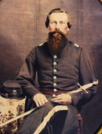 Col. James M. Gadberry, First Commander of the S.C. 18th Inf. Reg.