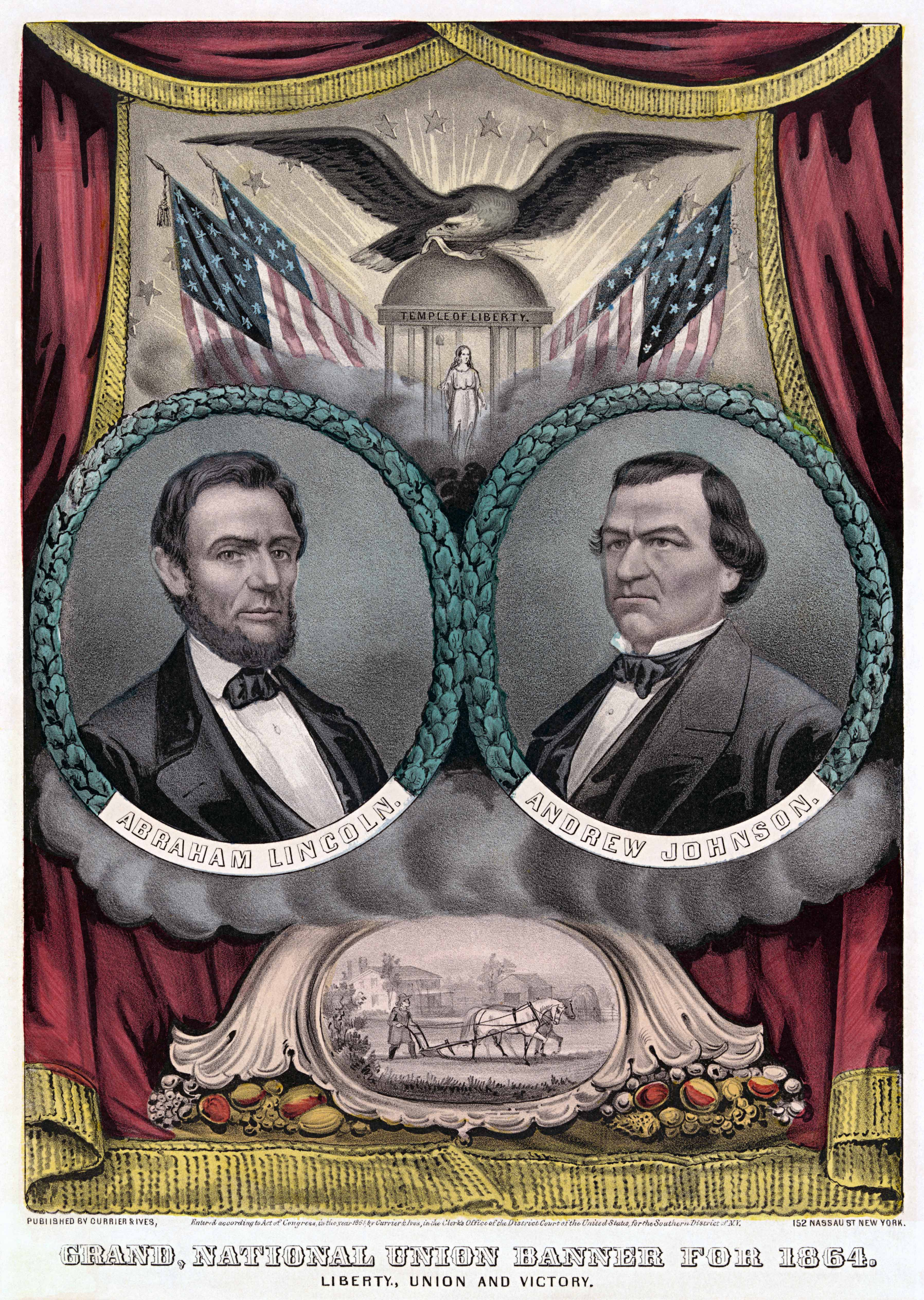 abraham lincoln letter to horace greeley