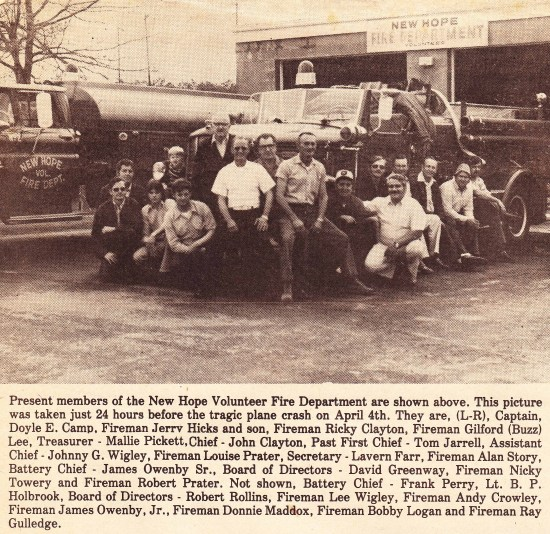 New Hope Fire Dept.