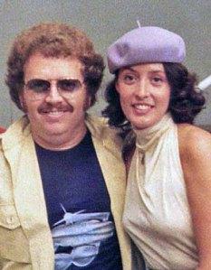 Jimmy Johnson with Ronee Blakley