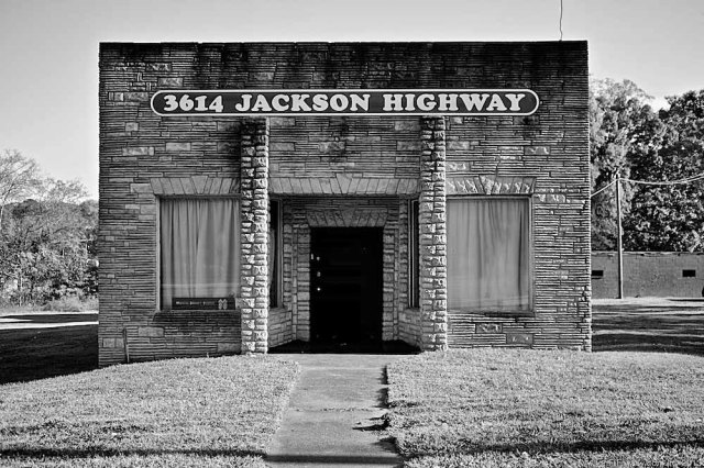 The Muscle Shoals Sound Studio, Sheffield, AL