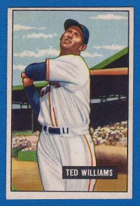 1951 Bowman-Williams-blue bkg-front